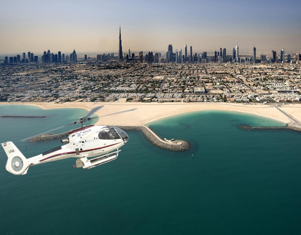 Dubai Helikopter Turu