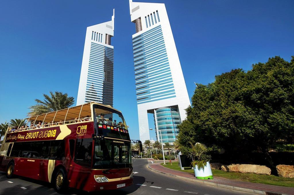 Dubai Otobüs Turu