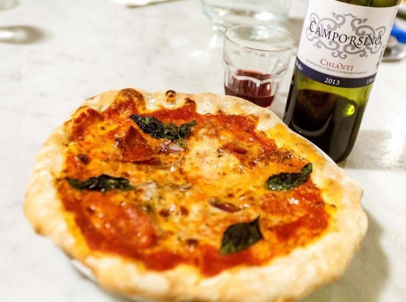 Floransa Pizza ve Gelato Yapımı Kursu