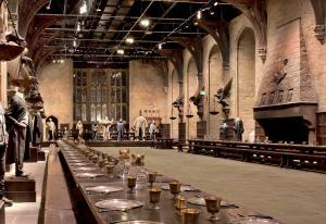 Harry Potter Stüdyosu - Büyük Salon, Londra, İngiltere.