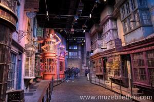 Harry Potter Turu - Diagon Yolu