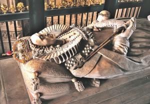 Kraliçe 1'inci Elizabeth'in Mezarı - Westminster Abbey Bileti