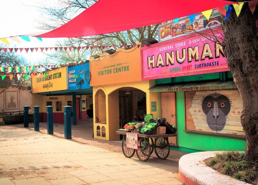Londra Hayvanat Bahçesi Bileti ve Giriş Ücretleri