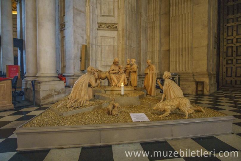 Londra St. Paul Katedrali Bileti