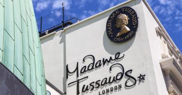 Madame Tussauds London Binası