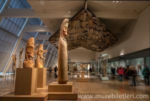 Metropolitan Müzesi Afrika Sanatı Bölümü