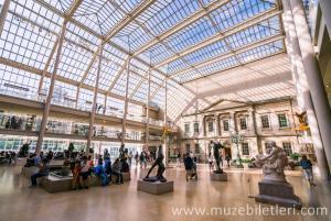 Metropolitan Sanat Müzesi, New York.