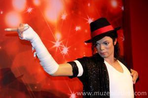 Micheal Jackson - Madame Tussauds London Giriş Ücreti ve Bileti