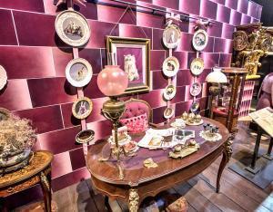 Profesör Umbridge'in Odası - Warner Bros - Harry Potter Stüdyosu Bileti