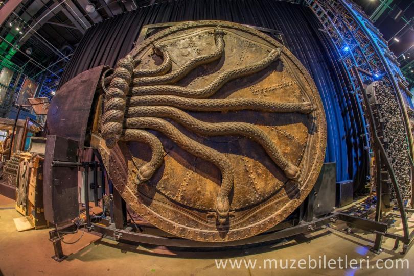Warner Bros Harry Potter Stüdyo Turu