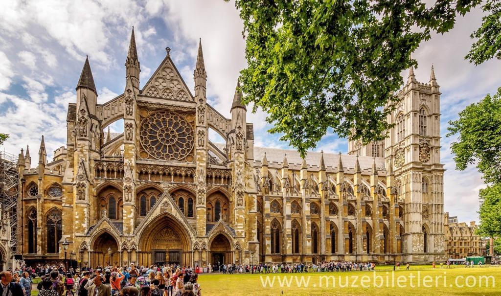 Westminster Abbey Bilet Türleri ve Rehberi