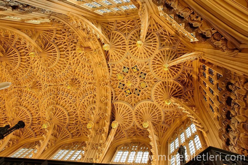 Westminster Abbey Bileti (1)