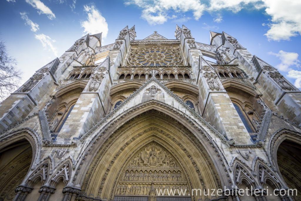 Westminster Abbey - Dış Cephe Detayları