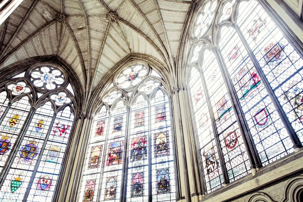 Westminster Abbey Vitrayları
