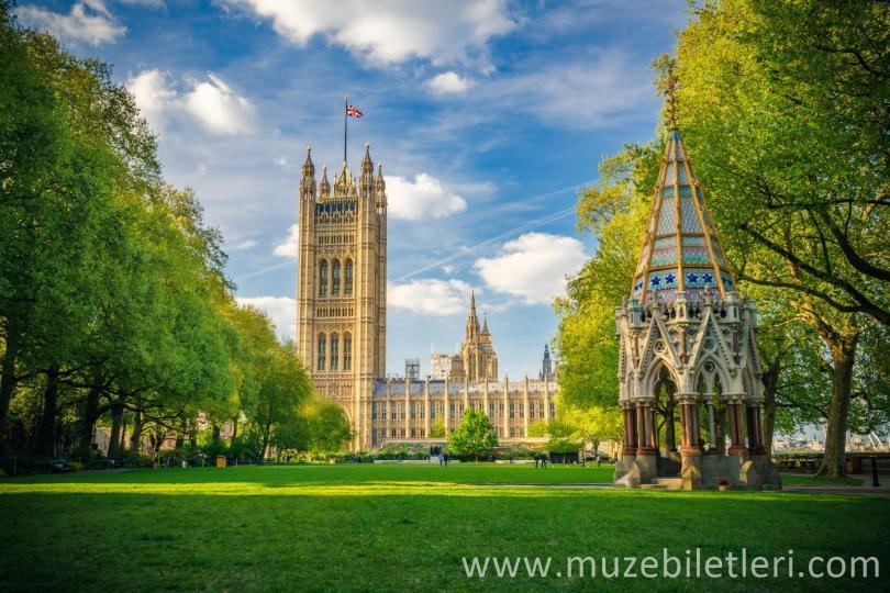 Westminster Abbey Bileti