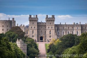 Windsor Sarayı 39 hükümdara ev sahipliği yapmıştır.