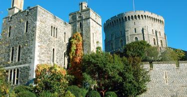 Windsor Sarayı - Dıştan bir görünüm