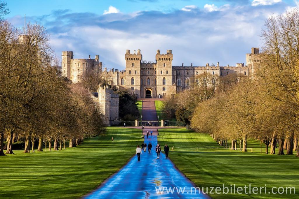 Windsor Sarayı (Windsor Castle)