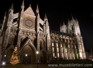 Yılbaşı Zamanı - Westminster Abbey Manastırı
