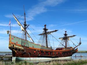 Batavialand Müzesi'nden detaylar - Leylstad - Hollanda