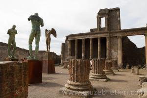 Bazilika - Pompeii Antik Kenti
