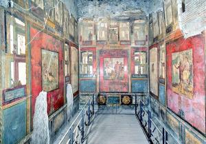Casa dei Vettii - Pompeii Antik Kenti