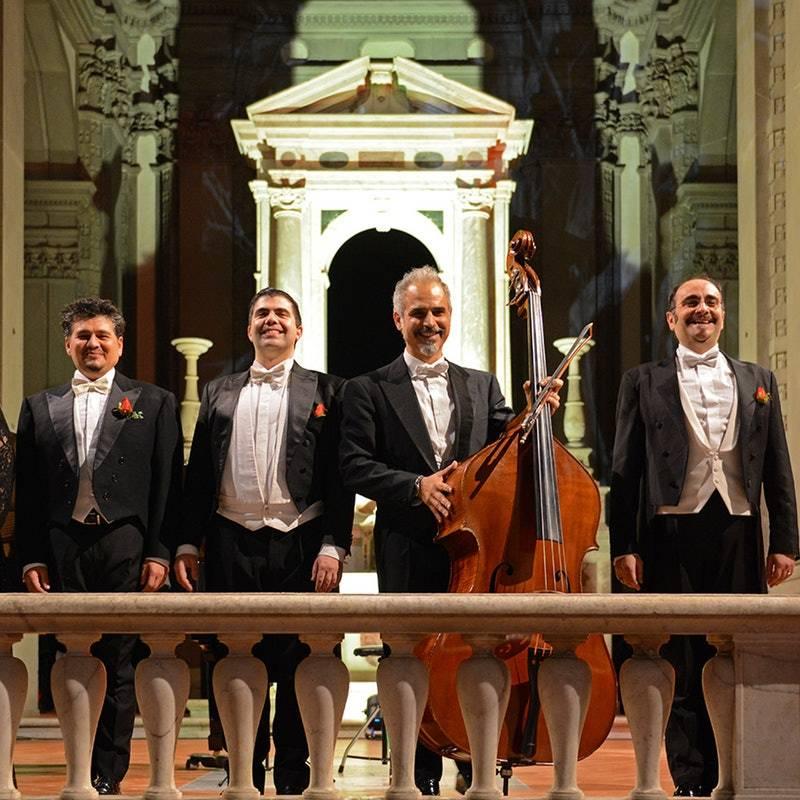 Floransa'da Üç Tenor
