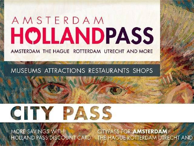 Holland Pass Gezi Kartı