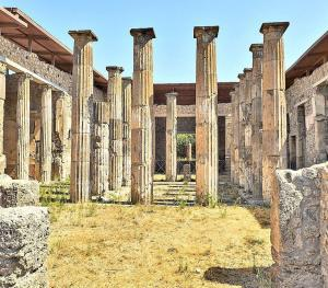 House of the Citharist - Pompei Antik Kenti Bileti ve Turu
