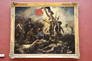 La Liberté Guidant le Peuple (Halka Yol Gösteren Özgürlük)