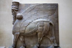 Louvre Müzesi - Mezopotamya Bölümü