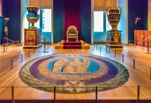 Louvre Müzesi - Napolyon Odaları