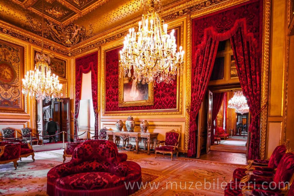 Louvre Müzesi - Napolyon Odaları (2)