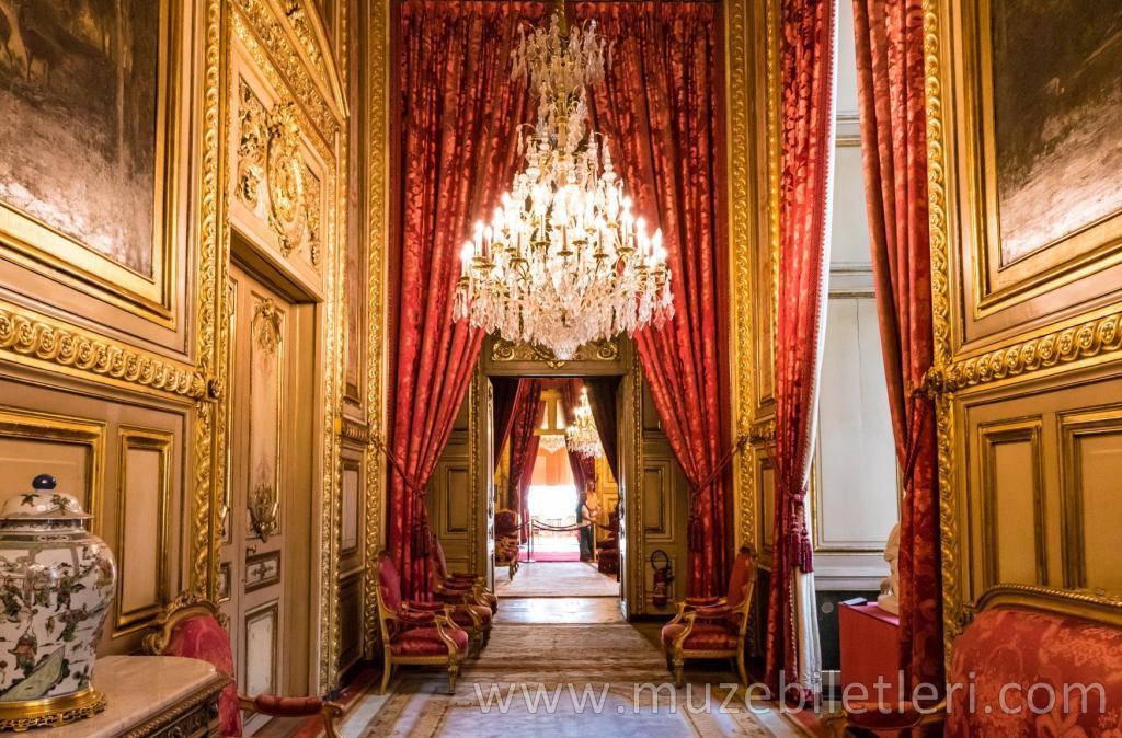 Louvre Müzesi - Napolyon Odaları (3)