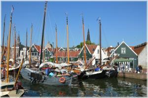 Marken, Hollanda - I Amsterdam Card