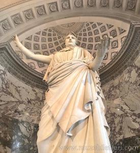 Pallas de Velletri (Velletri Athenası) - Louvre Müzesi