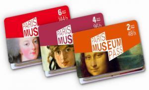 Paris Müze Kart 2,4 ve 6 günlük seçenekleri ile uygun bir seçenektir.