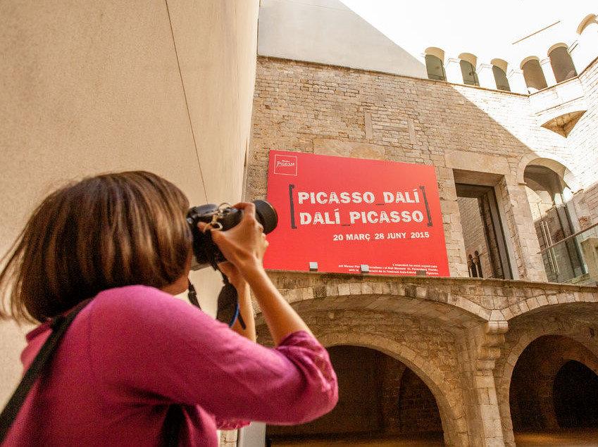 Picasso Yürüyüş Turu