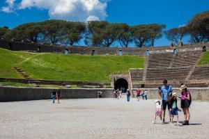 Pompei Amfitiyatrosu - Pompeii Antik Kenti