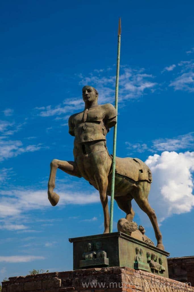 Pompei Antik Kenti Giriş Ücreti ve Turlar