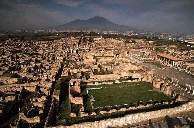 Pompei Antik Kenti Turları