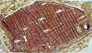 Pompeii Antik Kenti - 3D Canlandırması