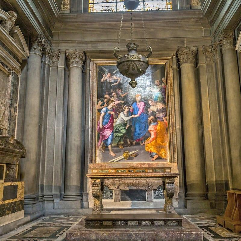Santa Maria Novella Bazilikası Video Turu