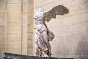 Semadirek Kanatlı Zaferi – Louvre Müzesi