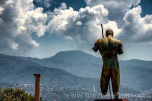 Venüs Tapınağı - Pompei Antik Kenti