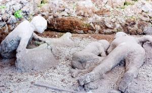 Vezüv Yanardağı'nın kurbanları - Pompeii
