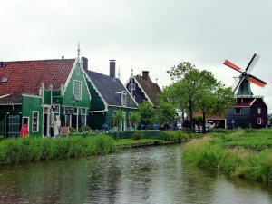 Zaanse Schans - I Amsterdam City Card