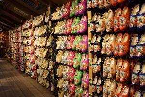 Zaanse Schans - Tahta Ayakkabı Dükkanları