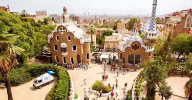 Barselona Kart Park Güell
