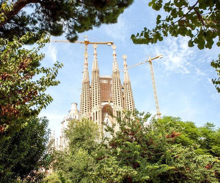Barselona Kart Sagrada Familia